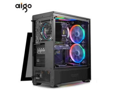 Aigo Desktop Computer Case ATX Pc Computer Case USB3.0 HD Audio Computer Cases 360mm Pc Chassis Gabinete Computador