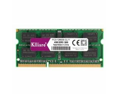 Kllisre DDR3 DDR3L 4GB 8GB 1333Mhz 1600Mhz SO-DIMM 1.35V 1.5V Notebook RAM 204Pin Laptop Memory sodimm