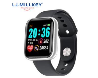Smart Fitness Bracelet Blood Pressure Heart Rate monitoring pedometer Cardio Bracelet