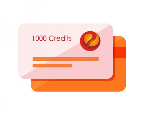 MFC 1000 Credits